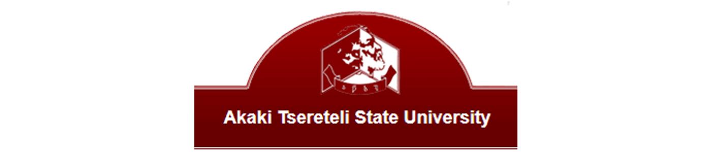 Akaki Tsereteli State University banner
