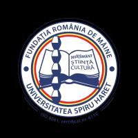 Spiru Haret University logo