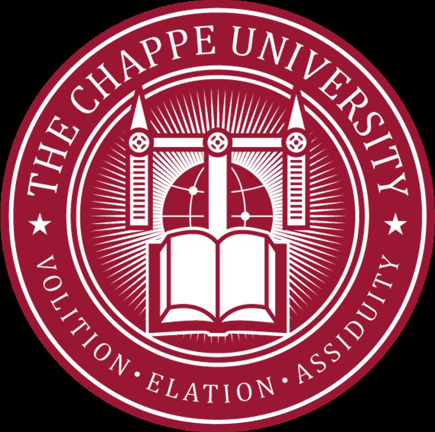 Chappe University banner