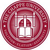 Chappe University logo