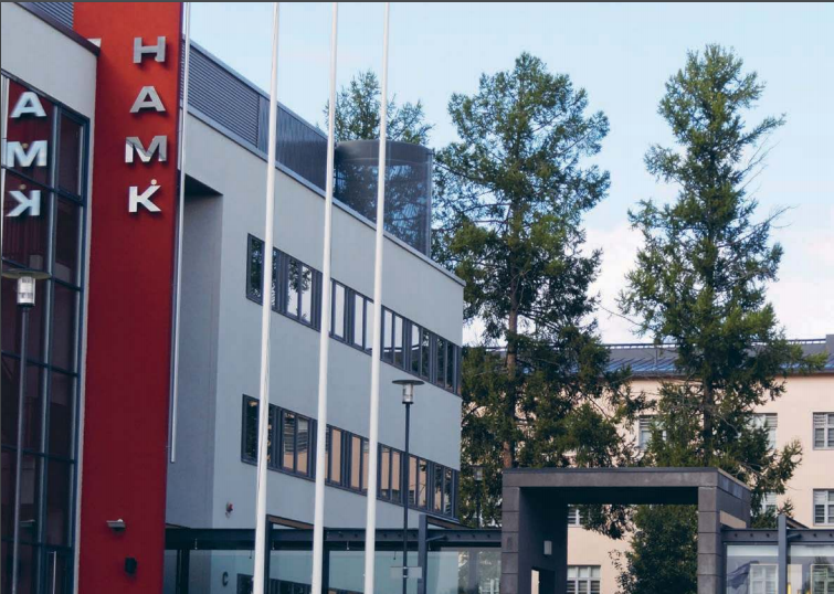 Hame University of Applied Sciences banner