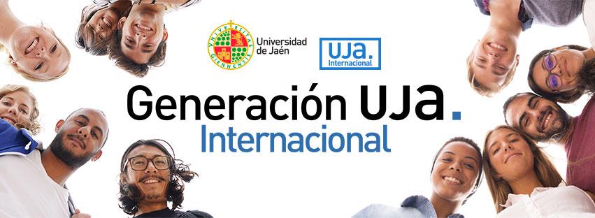 UNIVERSIDAD DE JAÉN banner