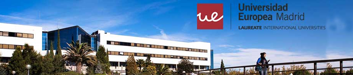 UNIVERSIDAD EUROPEA banner