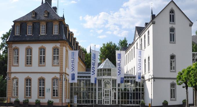 WHU - Otto Beisheim School of Management banner