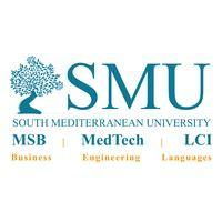 South Mediterranean University logo