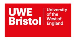 UWE Bristol Chancellor's Scholarship, June 2021