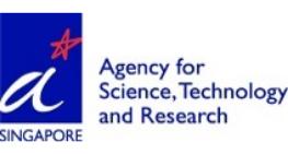 A-STAR Graduate Scholarship, Singapore 2021