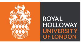 Royal Holloway University of London - Electronic Engineering Creativity Scholarship 2021
