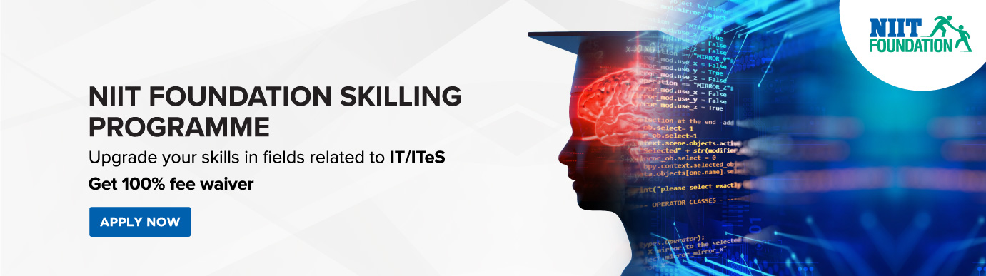 NIIT Foundation Skilling Programme