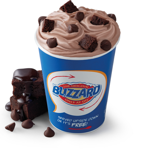 Chocolate Extreme Blizzard