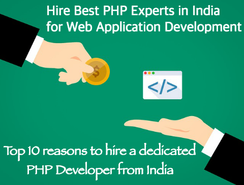 Hire Best PHP Experts in India for Web Application Development