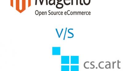 comparison between magento cs cart ecommerce system - ezeelive technologies (magento and cs cart ecommerce development company in mumbai)