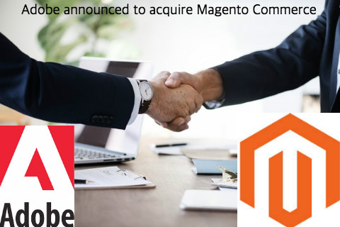 Adobe Magento acquire in 2018