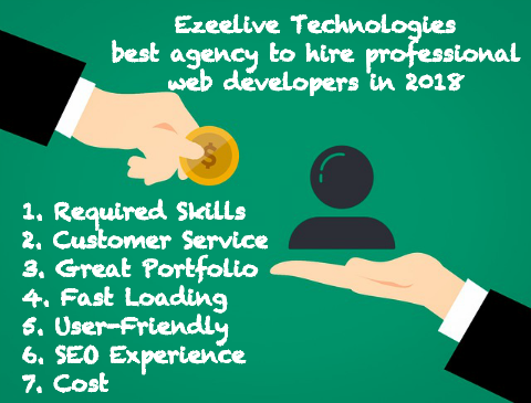 Ezeelive Technologies - Best Agency to Hire Professional Web Developers