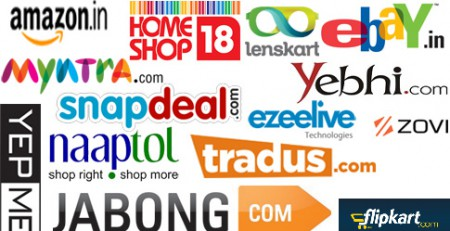 online ecommerce market in india