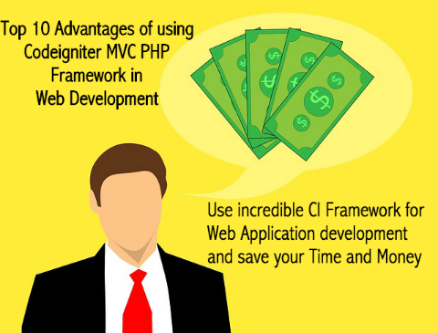Top 10 Advantages of Codeigniter PHP Framework