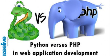 Ezeelive Technologie - python and php in web application development
