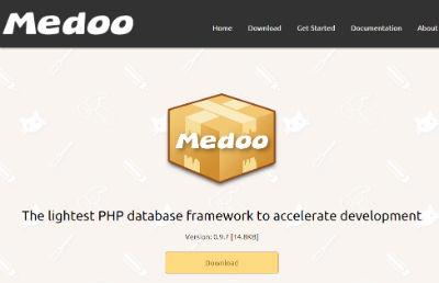 Medoo PHP Framework