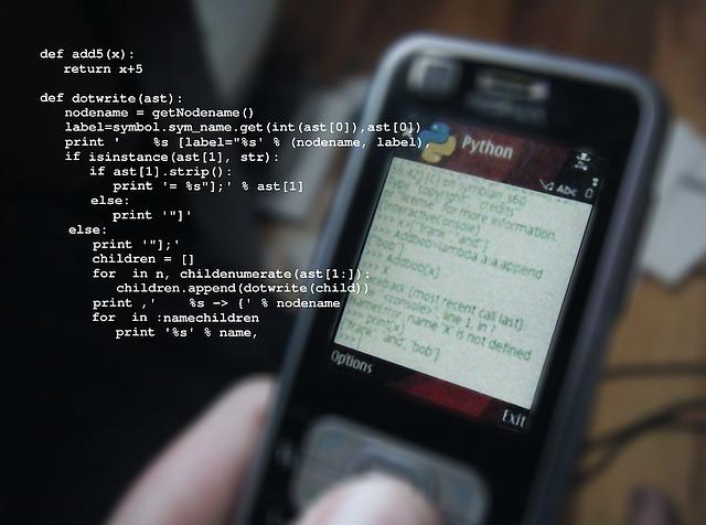 Python Scripting Language - advantages
