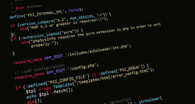 Advantages - PHP Scripting Language in India
