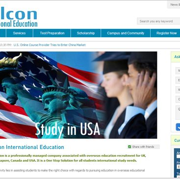 falcon international education