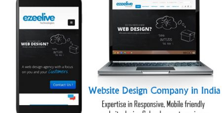 Ezeelive Technologies - Top Website Designing Company Mumbai