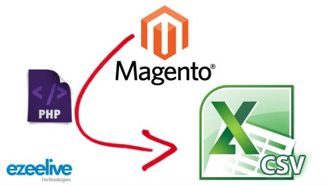 Export Magento Data to CSV - Products, Customers, Orders