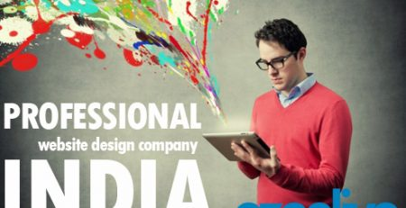 Professional Website Design Company in India