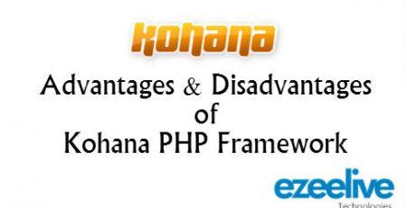 Ezeelive Technologies - Kohana PHP Framework