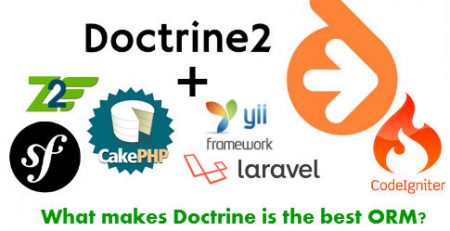 Doctrine ORM PHP Enterprises - Web Application Development India