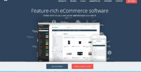 cscart best enterprise ecommerce software