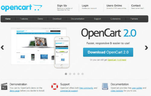 OpenCart PHP Ecommerce System - its advantages and disadvantages