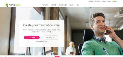 Prestashop - Best Open Source Ecommerce System