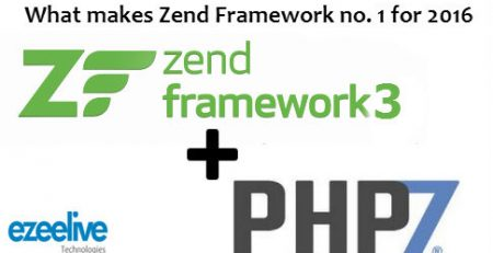 What Makes Zend Framework NO 1 2016 - Zend Framework3 PHP7