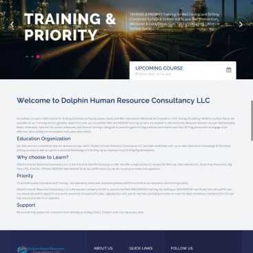 dolphin human resource consultancy llc