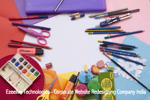 Corporate Website Redesigning Company India