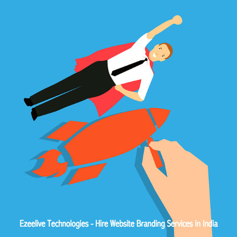 Ezeelive Technologies - Hire Website Branding Services in India