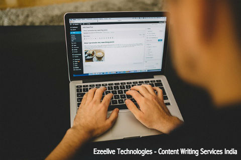 Content Writing Services India