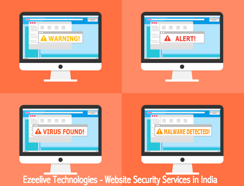 Ezeelive Technologies - Website Security Services India