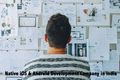 Native IOS Android Development Company India