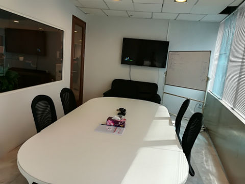 Ezeelive Technologies - Web Development Kuwait - Conference Room