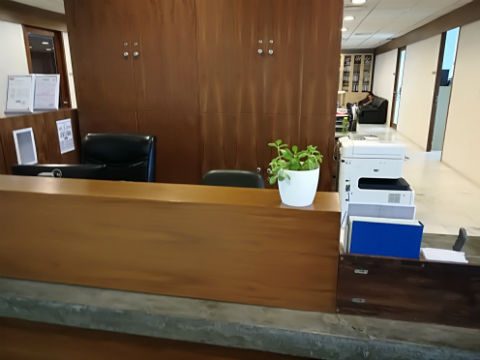 Ezeelive Technologies - Web Development Company Kuwait - Reception Office, Lobby