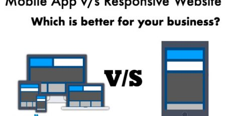 Mobile App v/s Responsive Website