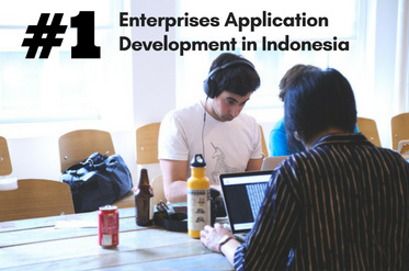 No #1 Enterprises Application Development Indonesia