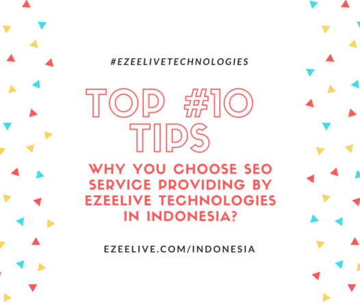 Ezeelive Technologies - SEO Services Indonesia