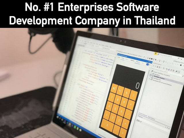 Enterprises Software Development Company Thailand