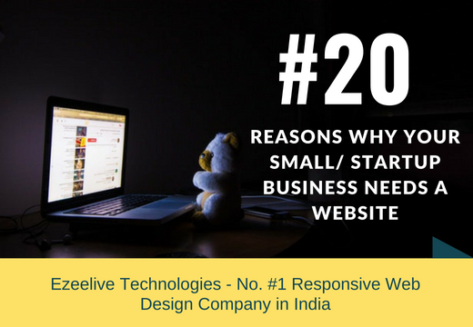 Top #20 Benefits of a Website for Small Business
