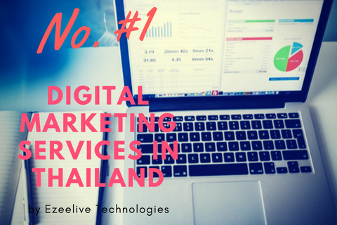 No #1 Digital Marketing Services in Thailand