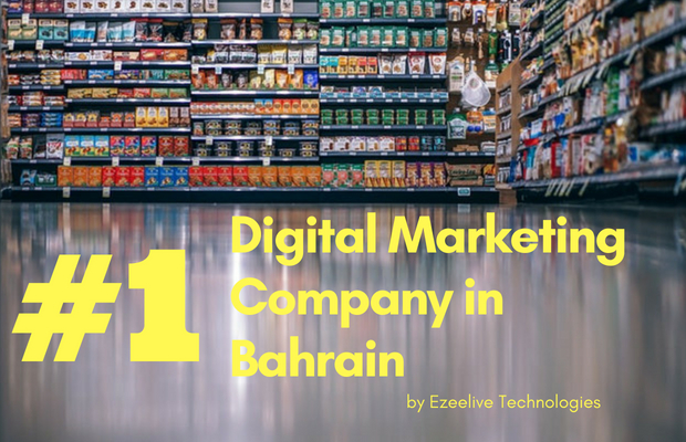 Digital Marketing Company in Bahrain