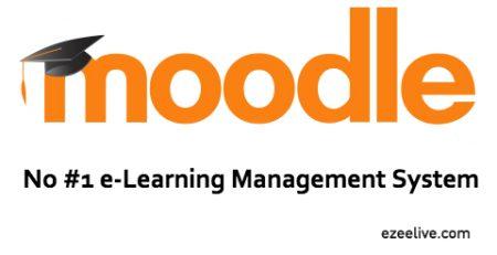 Moodle eLearning Management System